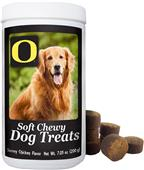 Gamewear NCAA Oregon Ducks Soft Chewy Dog Treats
