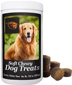 Gamewear NCAA Oregon State Soft Chewy Dog Treats