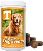 Gamewear NCAA Tennessee Vols Soft Chewy Dog Treats