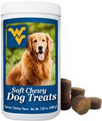 Gamewear NCAA West Virginia Soft Chewy Dog Treats