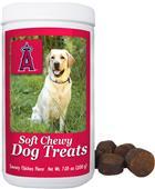 Gamewear MLB Anaheim Angels Soft Chewy Dog Treats