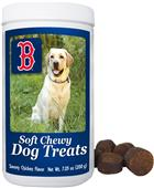Gamewear MLB Boston Red Sox Soft Chewy Dog Treats