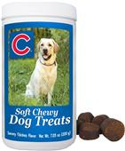 Gamewear MLB Chicago Cubs Soft Chewy Dog Treats
