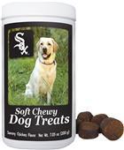 Gamewear MLB White Sox Soft Chewy Dog Treats