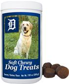 Gamewear MLB Detroit Tigers Soft Chewy Dog Treats
