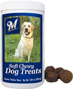 Gamewear MLB Milwaukee Soft Chewy Dog Treats