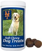 Gamewear MLB New York Mets Soft Chewy Dog Treats