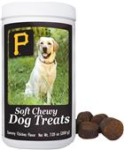 Gamewear MLB Pittsburgh Soft Chewy Dog Treats