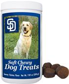 Gamewear MLB San Diego Padre Soft Chewy Dog Treats