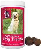 Gamewear MLB St. Louis Soft Chewy Dog Treats