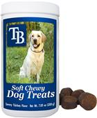 Gamewear MLB Tampa Bay Rays Soft Chewy Dog Treats