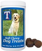 Gamewear MLB Texas Rangers Soft Chewy Dog Treats