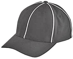 Football Officials&#39;/Referee Caps Black