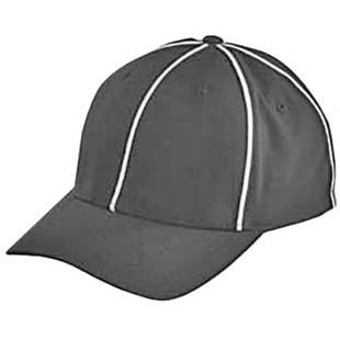 Football Officials'/Referee Caps Black