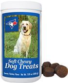 Gamewear MLB Blue Jays Soft Chewy Dog Treats