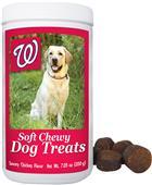 Gamewear MLB Washington Soft Chewy Dog Treats