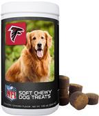 Gamewear NFL Atlanta Falcons Soft Chewy Dog Treats
