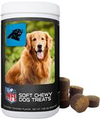 Gamewear NFL Panthers Soft Chewy Dog Treats