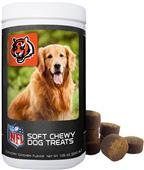 Gamewear NFL Cincinnati Soft Chewy Dog Treats