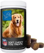 Gamewear NFL Detroit Lions Soft Chewy Dog Treats