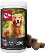 Gamewear NFL Kansas City Soft Chewy Dog Treats