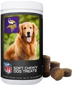 Gamewear NFL Vikings Soft Chewy Dog Treats