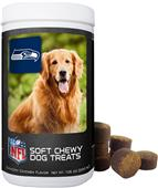 Gamewear NFL Seattle Seahawk Soft Chewy Dog Treats