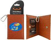 Kansas Jayhawks Classic Football ID Holder