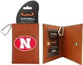 Nebraska Cornhuskers Classic Football ID Holder