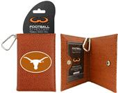 Texas Longhorns Classic Football ID Holder