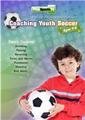 Coaching Youth Soccer: Ages 4 to 6 DVD 70 Mins