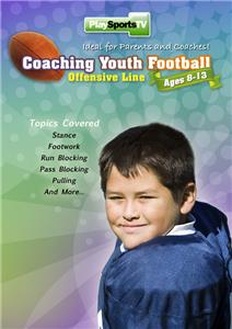 Coaching Youth Football: Offensive Line DVD 50 Min