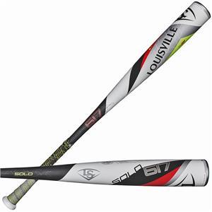 Louisville Slugger Solo 617 BBCOR Baseball Bat