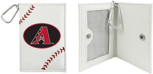 Arizona Diamondbacks Classic Baseball ID Holder