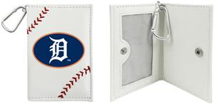 Detroit Tigers Classic Baseball ID Holder