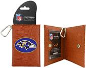 Baltimore Ravens Classic NFL Football ID Holder