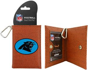 Carolina Panthers Classic NFL Football ID Holder