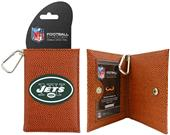 New York Jets Classic NFL Football ID Holder