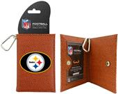 Pittsburgh Steelers Classic NFL Football ID Holder