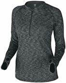 DeMarini Women's Fleece 1/4 Zip Shirt