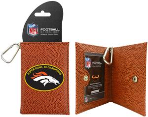 Denver Broncos Super Bowl 2016 Football ID Holder