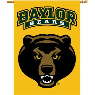 "College Baylor Bears 2-Sided 28""x40"" Banner"