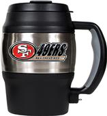 NFL San Francisco 49er's 20 Oz. Thermal Jug