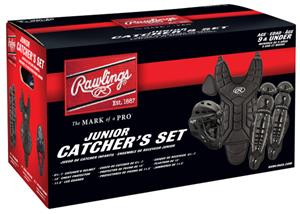 Rawlings Junior Youth Baseball Catcher's Set