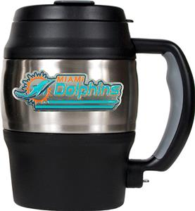 NFL Miami Dolphins 20 Oz. Thermal Jug