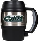 NFL New York Jets 20 Oz. Thermal Jug
