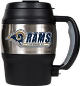 NFL Los Angeles Rams 20 Oz. Thermal Jug