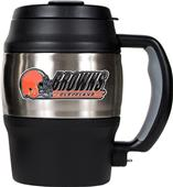 NFL Cleveland Browns 20 Oz. Thermal Jug