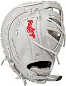 "Rawlings Liberty Adv 13"" Softball 1st Base Mitt"