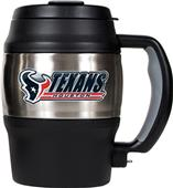 NFL Houston Texans 20 Oz. Thermal Jug